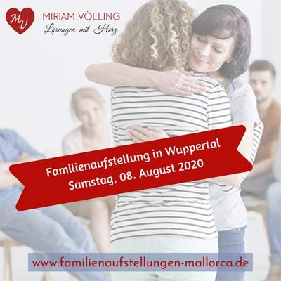 Familienaufstellungen Mallorca Wuppertal @ CVJM Bildungsstätte | Wuppertal | Nordrhein-Westfalen | Germany