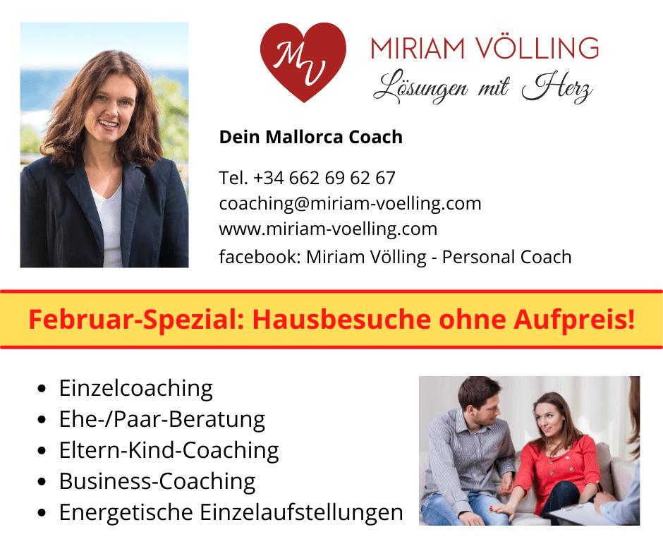 Februar Special Coaching