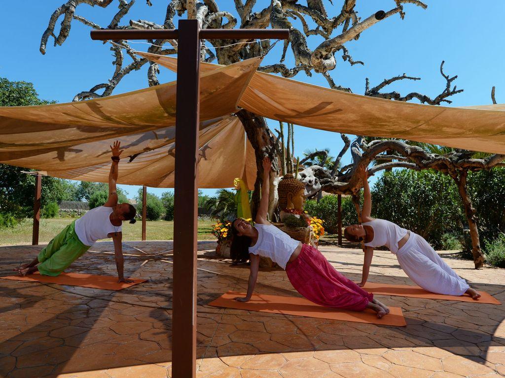 Seminarurlaub: Mut zur Klarheit - Mut zum Glücklich sein @ Finca Es Moli, sehr ruhig gelegene Wohlfühl-Finca   Santanyí   Illes Balears   Spanien