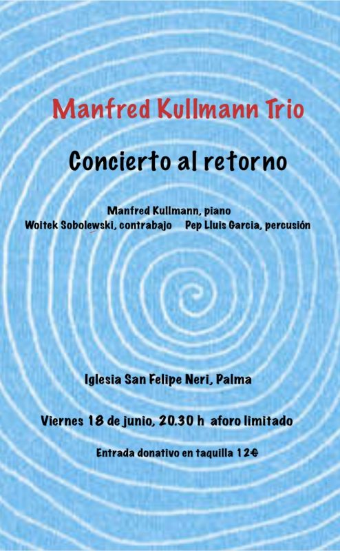 Iglesia San Felipe Neri - Manfred Kullmann 2021 @ Iglesia San Felipe Neri | Palma | Illes Balears | Spanien