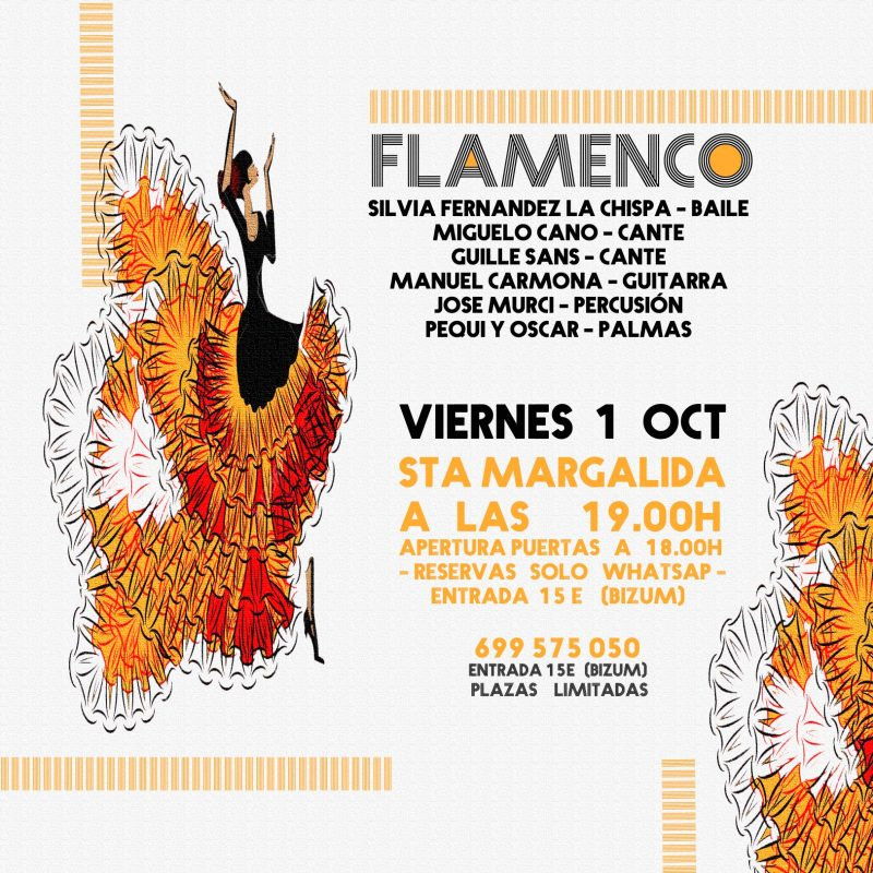 Flamenco @ Santa Margalida | Santa Margalida | Balearic Islands | Spain