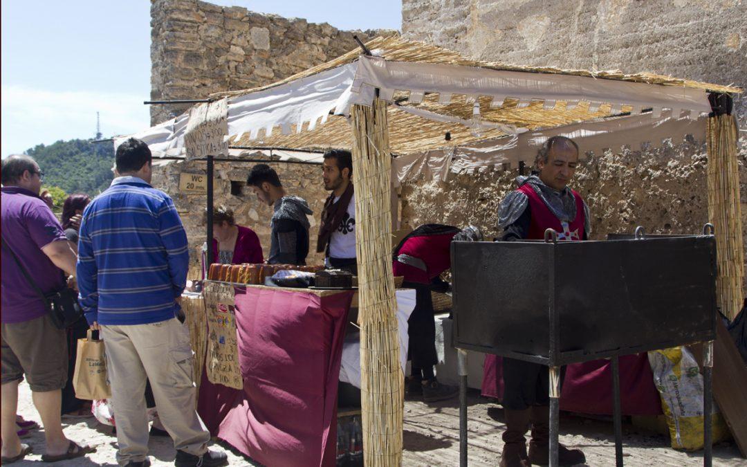 Mittelalter-Markt in Capdepera