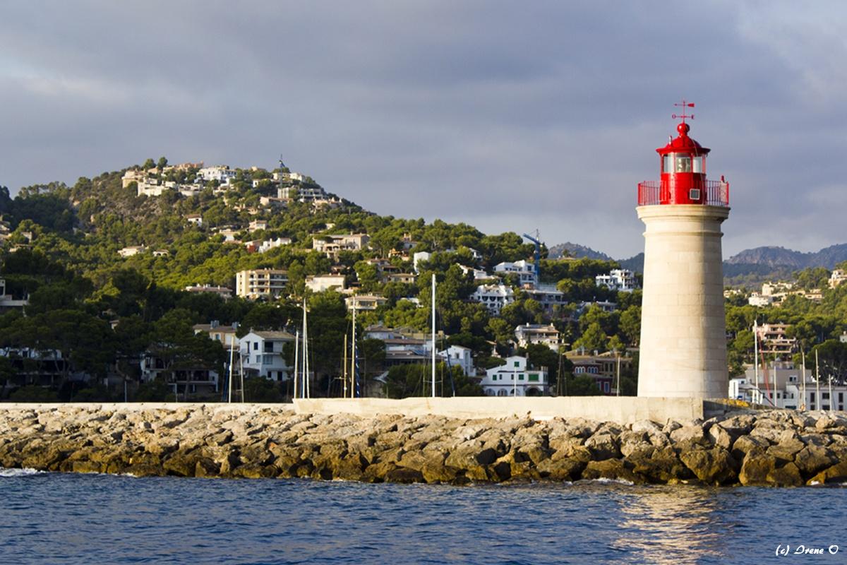 Leuchtturm auf Mallorca