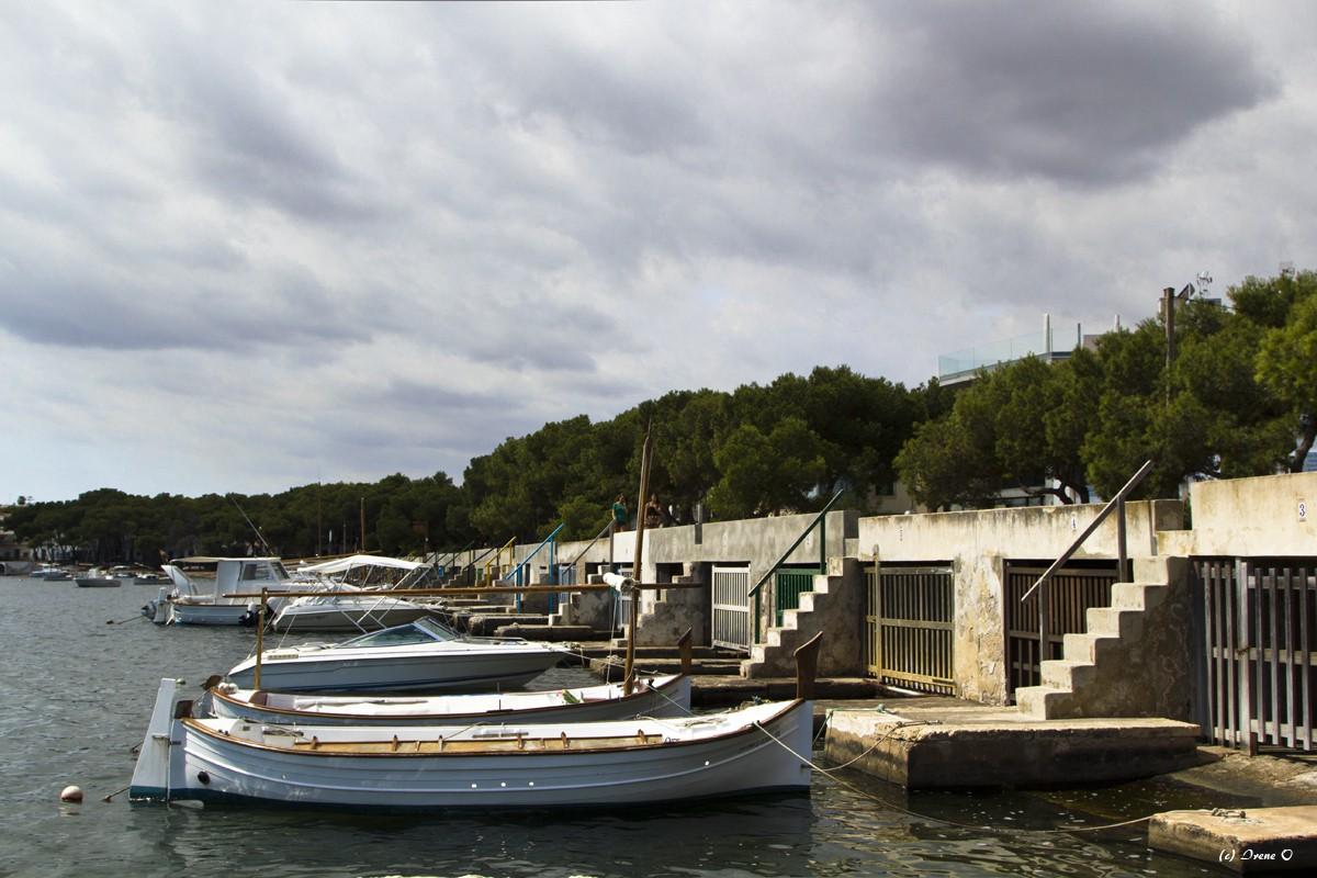16.07. nächtlicher Jahrmarkt und Meer @ Portocolom | Balearische Inseln | Spanien
