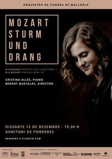 Konzert Mozart Sturm und Drang @ Auditori Municipal de Porreres | Porreres | Illes Balears | Spain