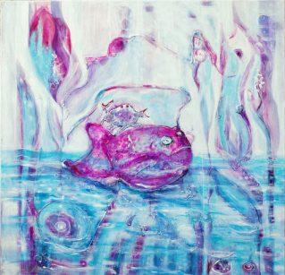 Malerei - Vernissage Gudrun Sasse @ Kulturfinca Son Bauló | Illes Balears | Spanien